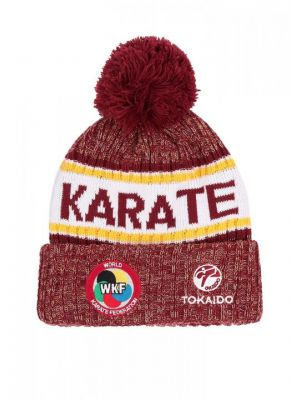 pletena zimska wkf karate kapa tokaido1
