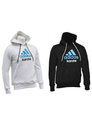 karate kapucar hoodie adidas1