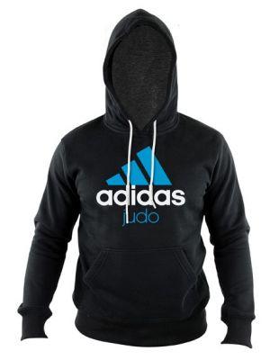 judo kapucar hoodie adidas1