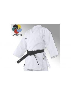 wkf karate kimono adidas