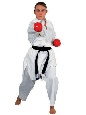wkf kumite karate kimono kwon