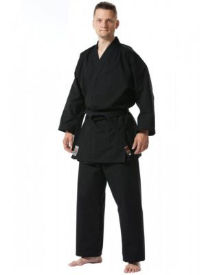 črno karate ninjutsu kimono tokaido1