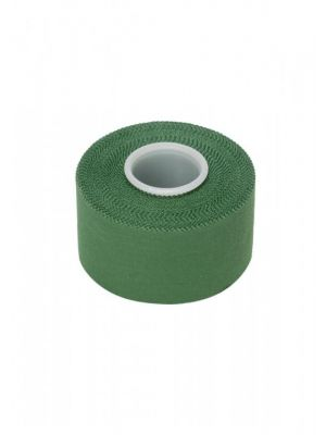zelen lepljiv bandažni trak