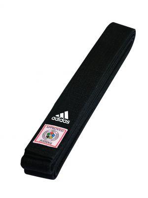 ijf judo črn pas adidas
