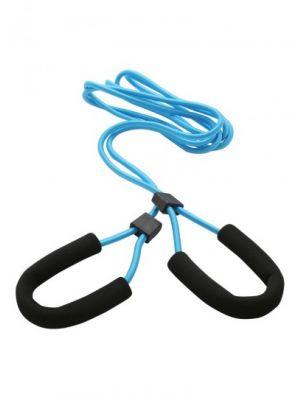 Elastična vrv za fitnes in trening borilnih veščin1