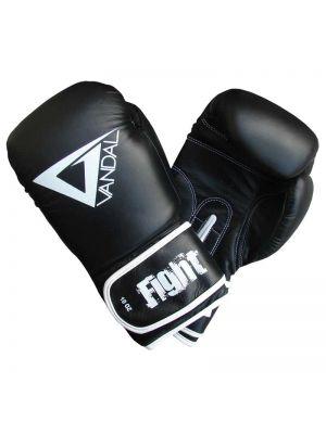 12 oz usnjene boks kickboxing k-1 savate rokavice