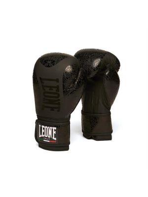 boksarske rokavice leone maori black