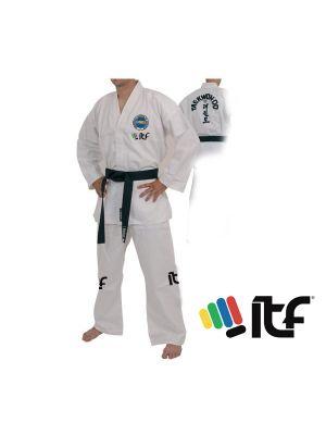 itf taekwondo uniforma oblačilo dobok