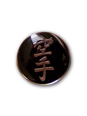 značka borilne veščine karate