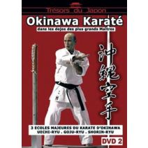 dvd video okinawa karate