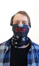 Cevasta ovratna ruta Buff STOP VIRUS1