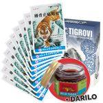 10x tigrovi obliži + darilo - V AKCIJI!!!