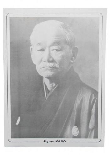 poster judo jigoro kano