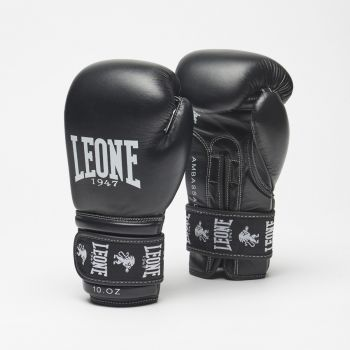 boksarske rokavice leone ambassador black