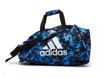 Torba ''Adidas 2 v 1 - black/blue'' - NOVO!!!