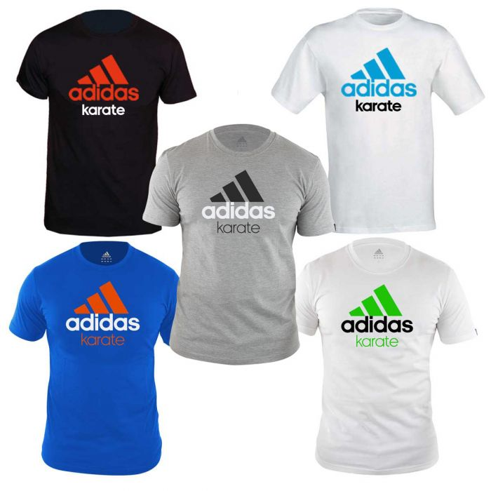 adidas judo t shirt m